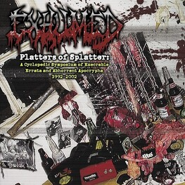 EXHUMED - Platters Of Splatter (CD)
