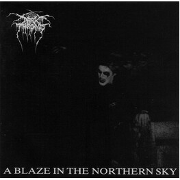 DARKTHRONE - Blaze In The Northern Sky (CD)
