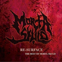 MORTA SKULD - Re-surface (CD)