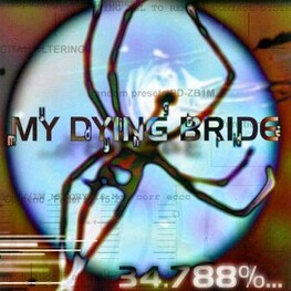 MY DYING BRIDE - 34.788% Complete (CD)