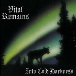 VITAL REMAINS - Into Cold Darkness (CD)