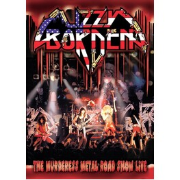 LIZZY BORDEN - The Murderess Metal Road Show Live (DVD)