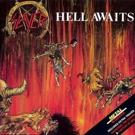 SLAYER - Hell Awaits (Remastered) (CD)