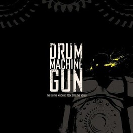 VARIOUS ARTISTS - Drummachinegun (CD)