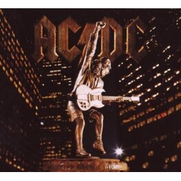 AC/DC - Stiff Upper Lip (Re-issue) (CD)