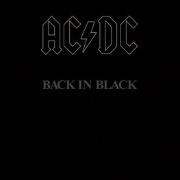 AC/DC - Back In Black (Re-issue) (CD)