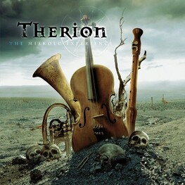 THERION - Miskolc Experience, The - Live (CD+DVD)