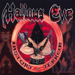 HALLOWS EVE - History Of Terror (3CD)