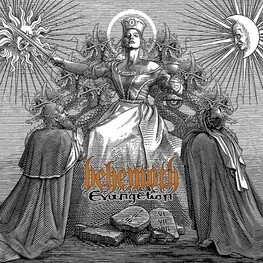 BEHEMOTH - Evangelion (Cd/dvd) (CD+DVD)