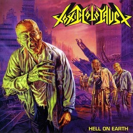 TOXIC HOLOCAUST - Hell On Earth (CD)
