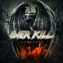 OVERKILL - Ironbound (Ltd Ed) (CD)