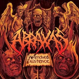 ABRAXAS - Wretched Existence (CD)