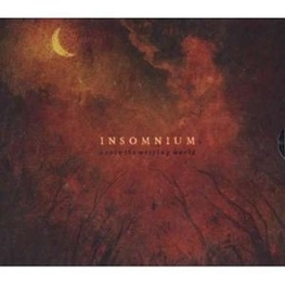 INSOMNIUM - Above The Weeping World (CD)