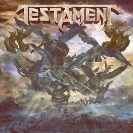 TESTAMENT - Formation Of Damnation - (Ltd 180 Gram Lp Vinyl) (LP)