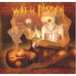 WITH PASSION - What We See When We Shut Our Eyes (CD)