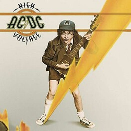 AC/DC - High Voltage  (180 Gram Vinyl) (LP)