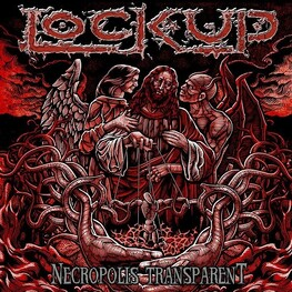 LOCK UP - Necropolis Transparent (Limited Edition) (CD)