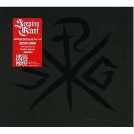 SLEEPING GIANT - Kingdom Days In An Evil Age (CD)