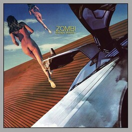 ZOMBI - Escape Velocity (CD)