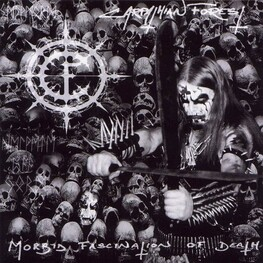 CARPATHIAN FOREST - Morbid Fascination Of Death (CD)