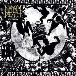 NAPALM DEATH - Utilitarian (Ltd Ed) (CD)