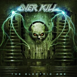 OVERKILL - Electric Age, The (Limited Edition Mediabook) (CD+DVD)