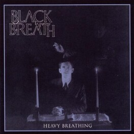 BLACK BREATH - Heavy Breathing (CD)