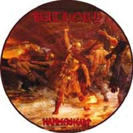 BATHORY - Hammerheart - Ltd Pictire Disc Lp - (Collectors Edition / Hard Cover) - Rsd 2014 (LP)