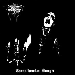 DARKTHRONE - Transilvanian Hunger (Limited 180 Gram Vinyl) (LP)