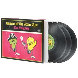 QUEENS OF THE STONE AGE - Era Vulgaris (10in)