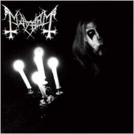 MAYHEM - Live In Leipzig (Re-issue) (CD)