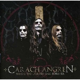 CARACH ANGREN - Where The Corpses Sink Forever (CD)