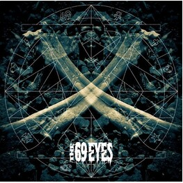 69 EYES - X (Ltd Ed) (CD+DVD)