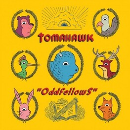 TOMAHAWK - Oddfellows (CD)