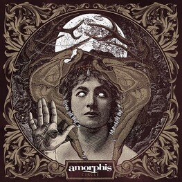 AMORPHIS - Circle (Deluxe Ed. Incl. Dvd) (CD)