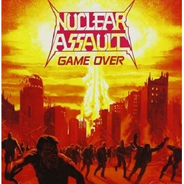NUCLEAR ASSAULT - Game Over (CD)