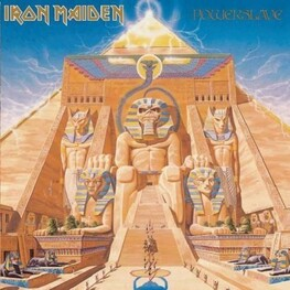 IRON MAIDEN - Powerslave (Incl. Booklet) (CD)