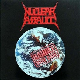 NUCLEAR ASSAULT - Handle With Care (CD)