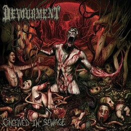 DEVOURMENT - Conceived In Sewage (CD)