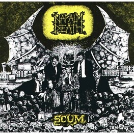 NAPALM DEATH - Scum (CD)