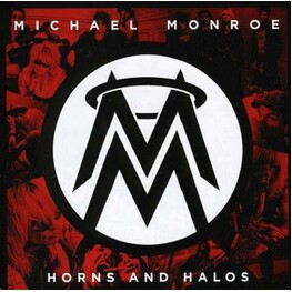 MICHAEL MONROE - Horns & Halos (CD)