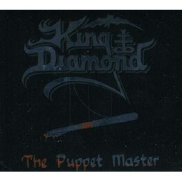 KING DIAMOND - Puppet Master (Re-issue) (CD)