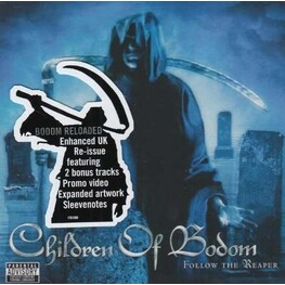 CHILDREN OF BODOM - Follow The Reaper + 2 (CD)