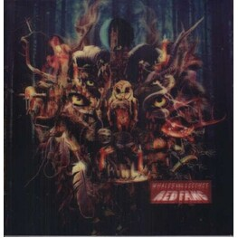 RED FANG - Whales & Leeches (Deluxe Edition 2lp Blood Red Vinyl) (2LP)