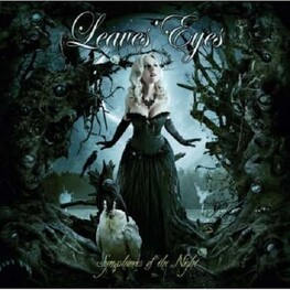 LEAVES EYES - Symphonies Of The Night (CD)