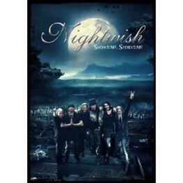NIGHTWISH - Showtime, Storytime (Blu-ray) (Blu-Ray 2 Disc + CD)