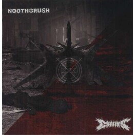 NOOTHGRUSH/COFFINS - Split (LP)