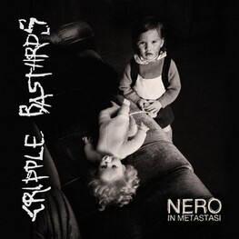 CRIPPLE BASTARDS - Nero In Metastasi (CD)
