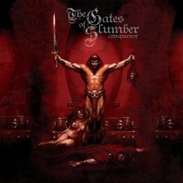 THE GATES OF SLUMBER - Conqueror (CD)