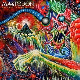 MASTODON - Once More 'round The Sun (LP)